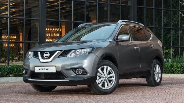 Nissan X-trail thế hệ mới sắp ra mắt tại Việt Nam.