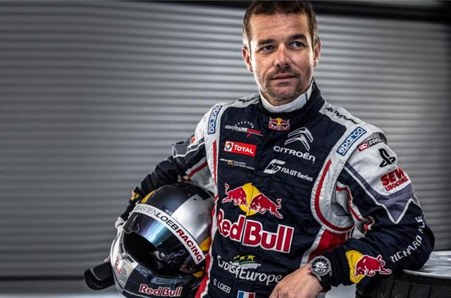 Sebastien Loeb - Huyền thoại của làng xe đua thế giới.