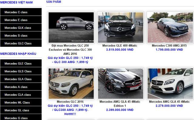 Thông tin về giá bán dự kiến của Mercedes-Benz GLC tại Việt Nam.