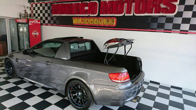 &lt;br /&gt;<br /> Sau khi xuất hiện trên mạng, hình ảnh chiếc BMW M3 phiên bản bán tải đã gây xôn xao. Thậm chí, ngay cả những người yêu xe tại Việt Nam cũng tỏ ra rất quan tâm. Điều này cũng không có gì lạ khi hãng BMW chưa bao giờ sản xuất xe bán tải. Có vẻ như nhiều người yêu xe bán tải mong muốn hãng BMW chế tạo một chiếc ô tô như thế.&lt;br /&gt;<br />