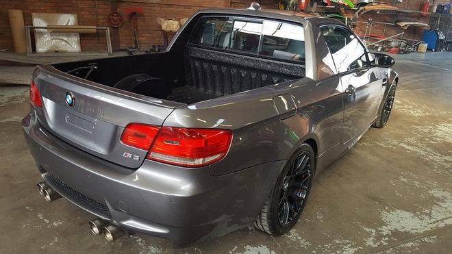 &lt;br /&gt;<br /> Khi nhìn chiếc BMW M3 phiên bản bán tải, nhiều người có thể nghĩ đây chỉ là hình ảnh đã qua chỉnh sửa dành cho ngày cá tháng tư 1/4. Tuy nhiên, chiếc BMW M3 phiên bản bán tải thực sự tồn tại và không phải là một trò đùa.&lt;br /&gt;<br />