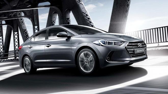 Hyundai Elantra 2016 hay còn được gọi là Hyundai Avante 2016 tại thị trường Hàn Quốc.