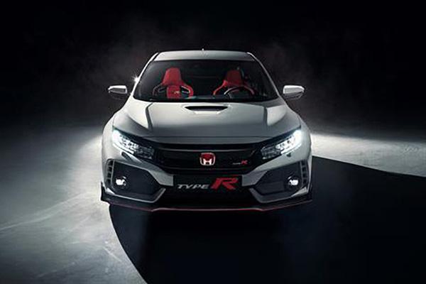 Honda Civic Type R 2018 phiên bản uy lực nhất của Civic ra mắt