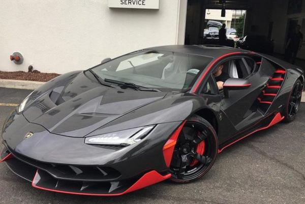 Siêu phẩm Lamborghini Centenario thứ 2 cập bến thị trường Mỹ
