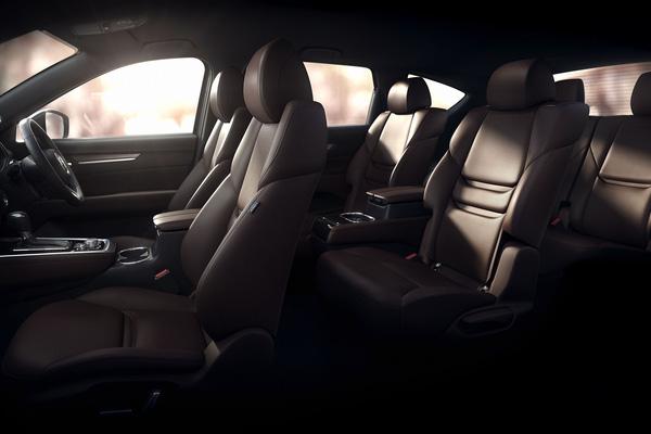 Mazda CX-8 2018 mới được đồn có giá dưới 700 triệu Đồng