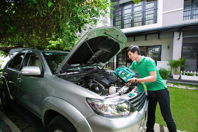 Người dùng xe hoàn toàn có thể chủ động kiểm tra xe thường xuyên và tiến hành các bảo dưỡng đơn giản như thay nhớt, thay nước tản nhiệt tại nhà