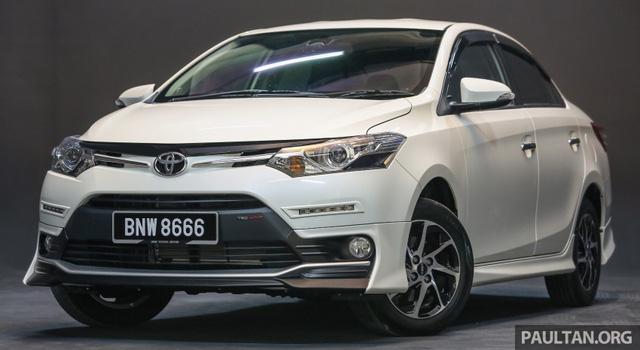 Toyota Vios 2016 chính thức ra mắt tại Malaysia, giá từ 415 triệu Đồng - Ảnh 2.