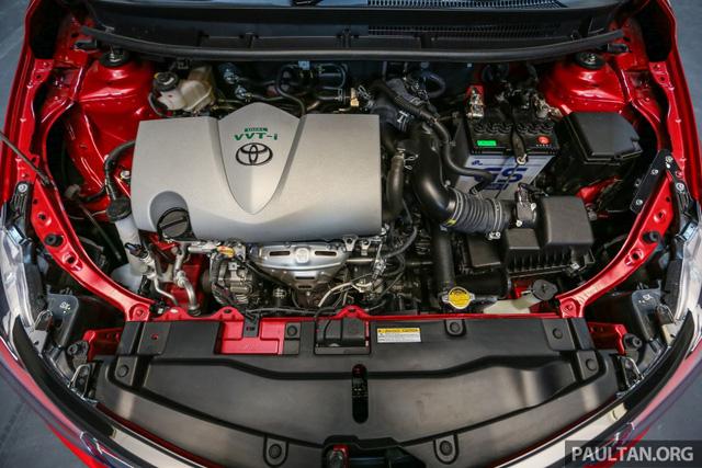 Toyota Vios 2016 chính thức ra mắt tại Malaysia, giá từ 415 triệu Đồng - Ảnh 3.