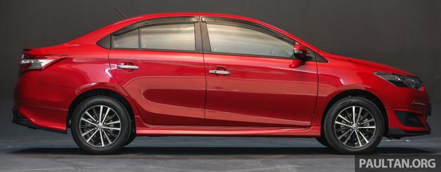 Toyota Vios 2016 chính thức ra mắt tại Malaysia, giá từ 415 triệu Đồng - Ảnh 8.