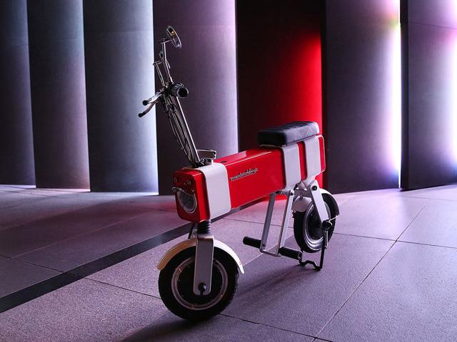 Xe điện dễ thương Motochimp