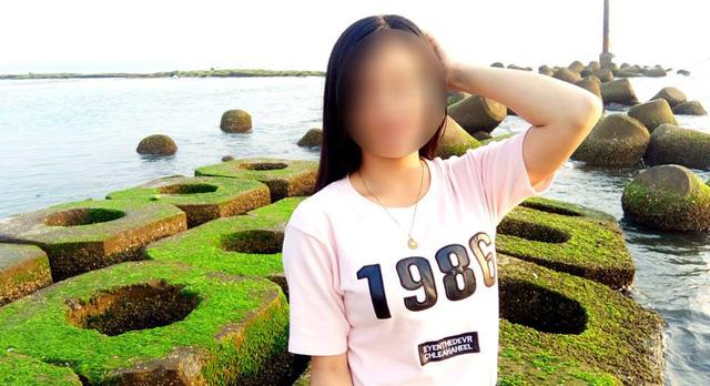 H. là cô gái trẻ rất nhiệt tình tham gia các hoạt động tình nguyện. Ảnh: FBNV