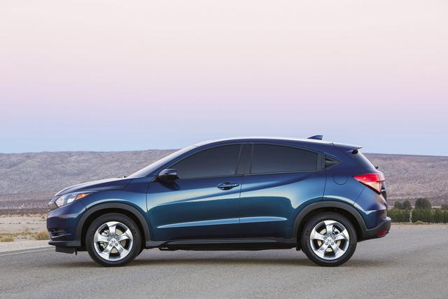 Giá bán khởi điểm của Honda HR-V 2017 tại thị trường Mỹ là 19.365 USD, tương đương 432 triệu Đồng.