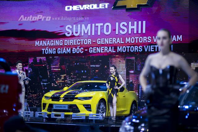 Triển lãm ô tô Việt Nam 2016 thực dụng hơn với các mẫu xe nhỏ dễ bán 6