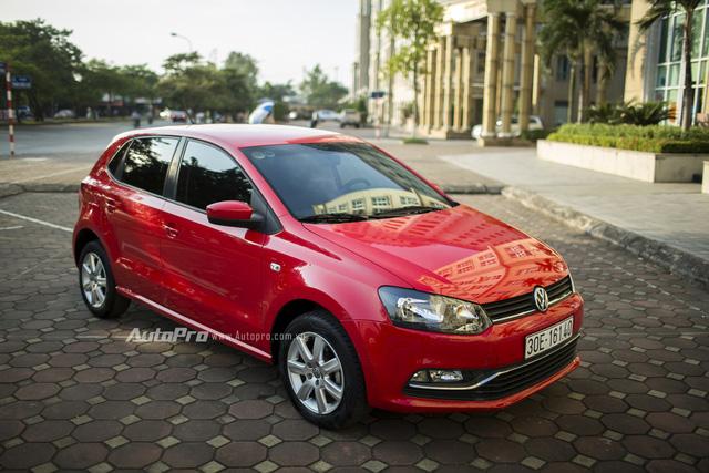 Mẫu xe đô thị cỡ nhỏ Volkswagen Polo hatchback mang đến những trải nghiệm bất ngờ hơn những gì nó thể hiện ở bên ngoài.