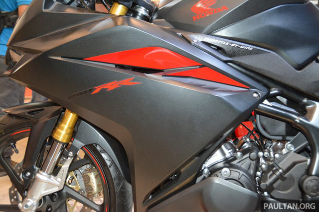 Đánh giá xe Honda CBR250RR 2017 về thiết kế vận hành & giá bán 4