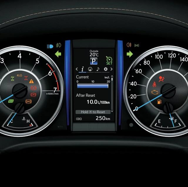 Giá xe Toyota Fortuner 2017 chỉ từ 665 triệu VNĐ tại Dubai 6