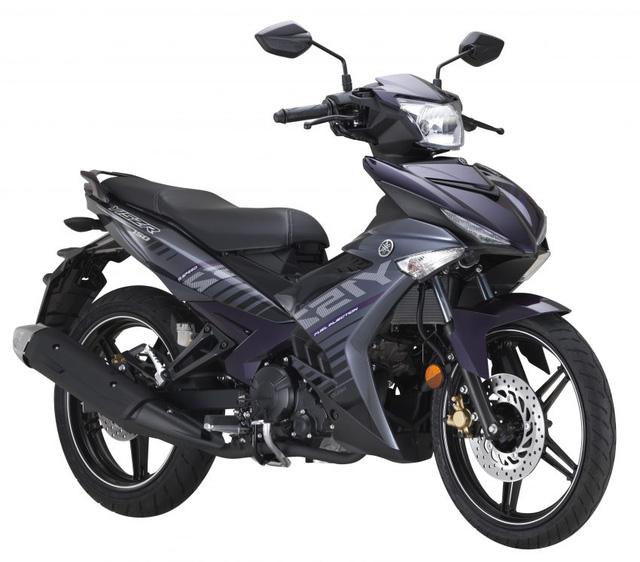 Yamaha Exciter 150 2016 màu xám mới
