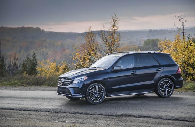 Đánh giá với Kiểu xe Mercedes-AMG GLE43 thế hệ 2017