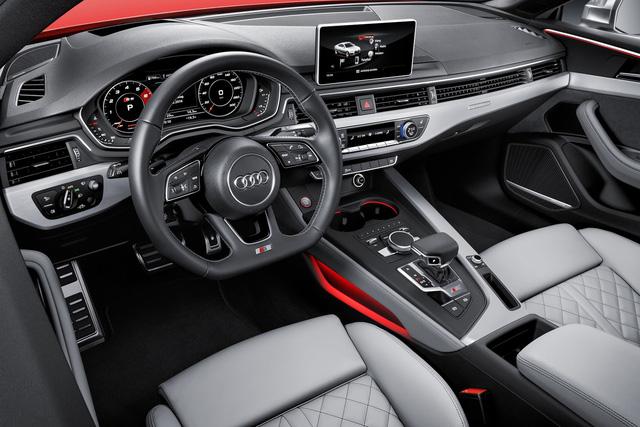 Hiện giá bán của Audi A5 và S5 Coupe thế hệ mới tại thị trường Mỹ vẫn chưa được công bố.