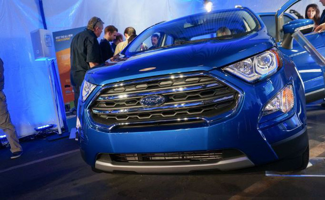 Ford EcoSport 2018 dành cho Mỹ trên thực tế chính là phiên bản nâng cấp của dòng SUV đô thị này ở các thị trường khác. Dự đoán, sau Mỹ, Ford EcoSport 2018 sẽ được tung ra tại các thị trường khác, trong đó có cả Việt Nam.
