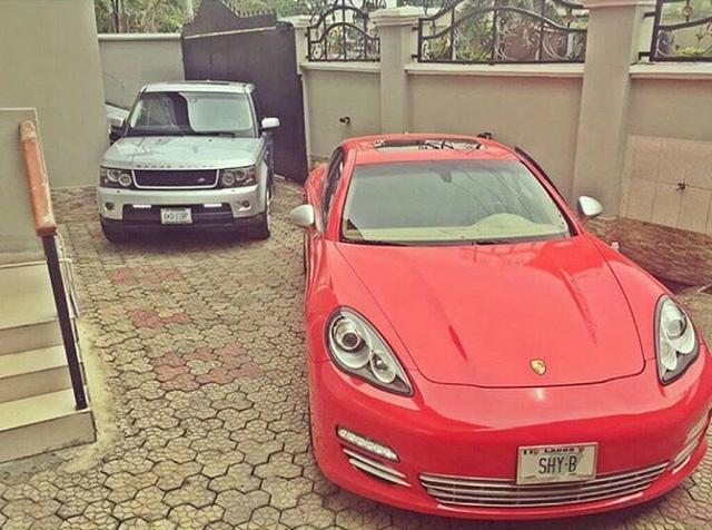 Hội con nhà giàu Nigeria cũng đua nhau khoe xe sang trên mạng - Ảnh 7.