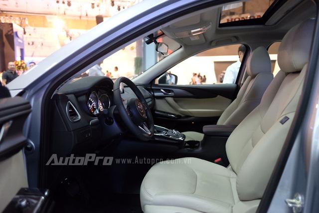 Mục sở thị crossover 7 chỗ hàng hot Mazda CX-9 2016 tại Việt Nam - Ảnh 8.