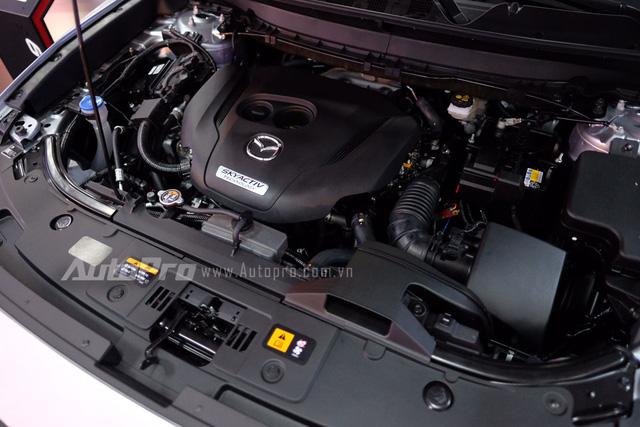 Mục sở thị crossover 7 chỗ hàng hot Mazda CX-9 2016 tại Việt Nam - Ảnh 15.