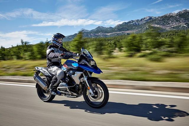 BMW R 1200 GS 2017 trang bị hàng loạt công nghệ tiên tiến - Ảnh 10.