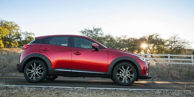 Mazda CX-3 2016 rục rịch xâm nhập vào  thị trường Việt  5