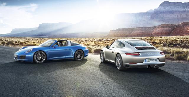 Porsche 911 cũng là những cái tên nổi bật của Porche Việt Nam tại VIMS 2016.