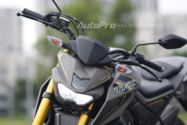 Chi tiết Yamaha TFX 150 giá 79,9 triệu Đồng tại Việt Nam - Ảnh 7.