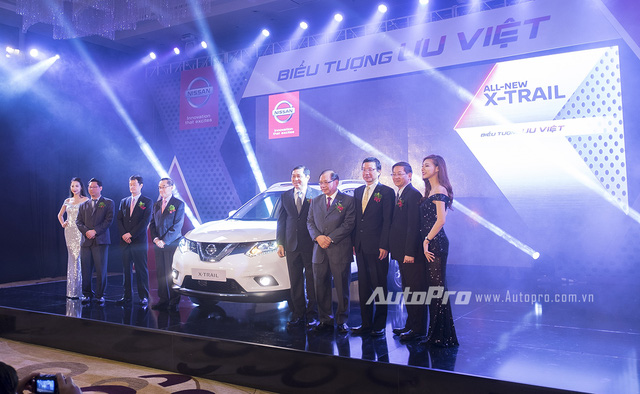 Những mẫu xe như Mazda CX-5, Honda CR-V hay Hyundai Santa Fe đã có đối thủ xứng tầm là Nissan X-trail mới.