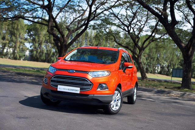 Doanh số xe Ford trong tháng ngâu vẫn tăng mạnh bằng bộ 3 thần tài 3