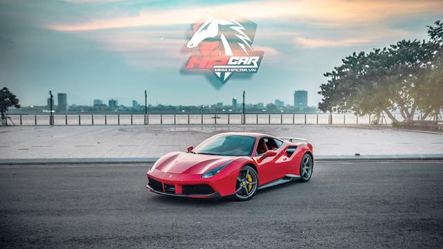 Tay chơi Đà Nẵng chi 1 tỷ Đồng bộ body kit cho Ferrari 488 GTB - Ảnh 1.
