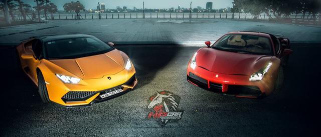 Tay chơi Đà Nẵng chi 1 tỷ Đồng bộ body kit cho Ferrari 488 GTB - Ảnh 9.