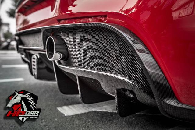 Tay chơi Đà Nẵng chi 1 tỷ Đồng bộ body kit cho Ferrari 488 GTB - Ảnh 4.