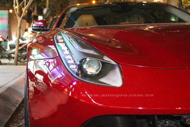 Ferrari F12 Berlinetta độ độc nhất Việt Nam về tay Cường Đô-la - Ảnh 11.