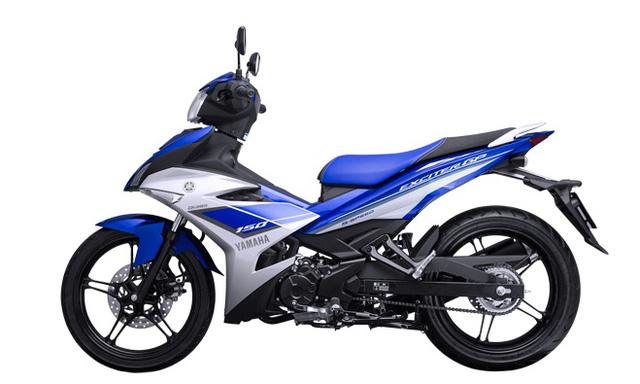 Yamaha Exciter 150 GP 2016 đang được bày bán chính hãng.