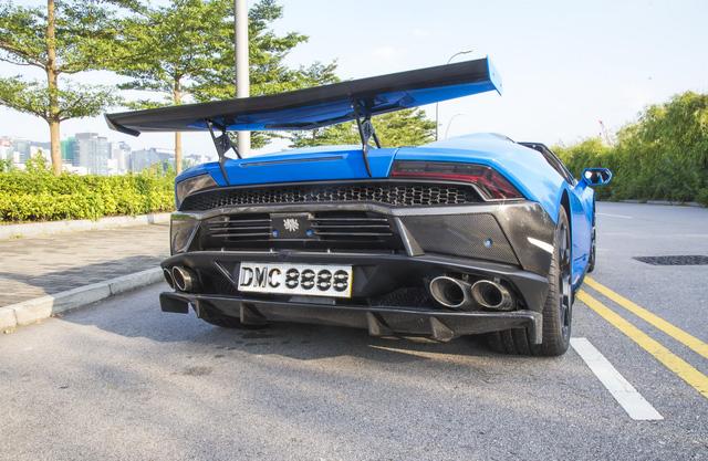 Hãng độ DMC nâng công suất của Lamborghini Huracan Spyder lên 1.073 mã lực - Ảnh 7.