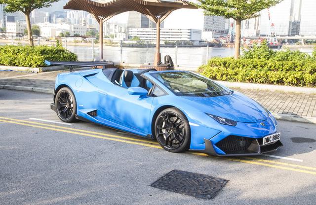 Hãng độ DMC nâng công suất của Lamborghini Huracan Spyder lên 1.073 mã lực - Ảnh 9.