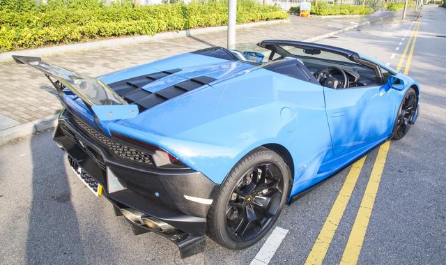 Hãng độ DMC nâng công suất của Lamborghini Huracan Spyder lên 1.073 mã lực - Ảnh 3.