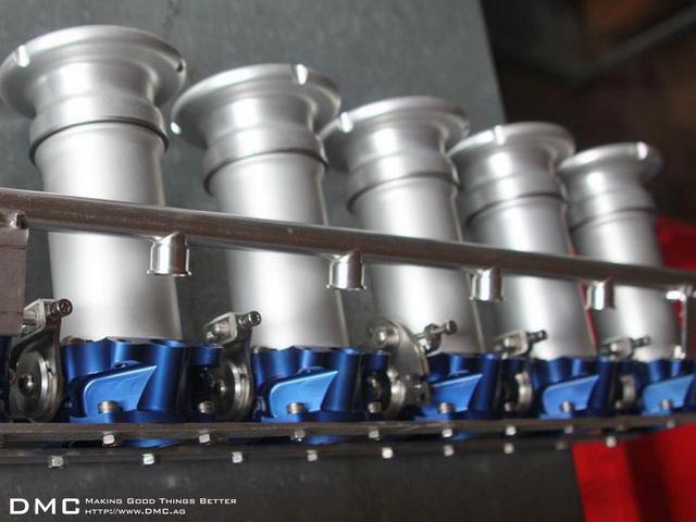 Hãng độ DMC nâng công suất của Lamborghini Huracan Spyder lên 1.073 mã lực - Ảnh 8.