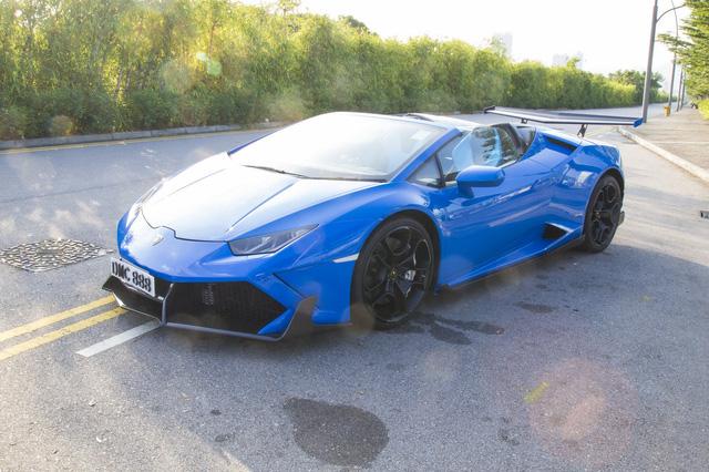 Hãng độ DMC nâng công suất của Lamborghini Huracan Spyder lên 1.073 mã lực - Ảnh 2.
