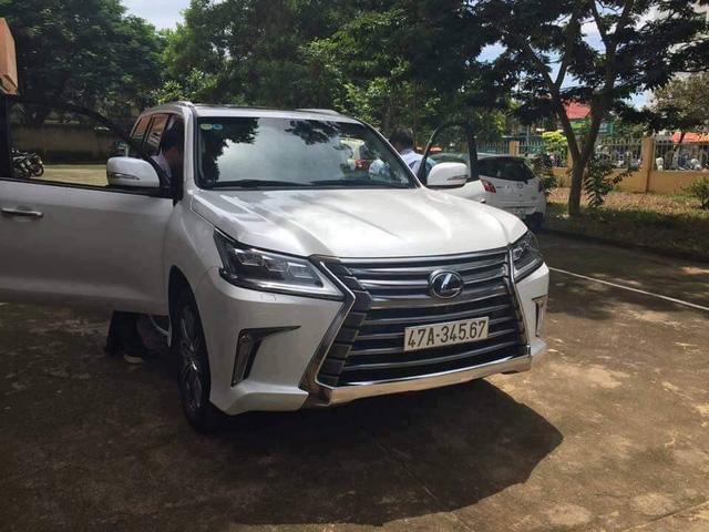 Lexus LX570 2016 Đắk Lắk.