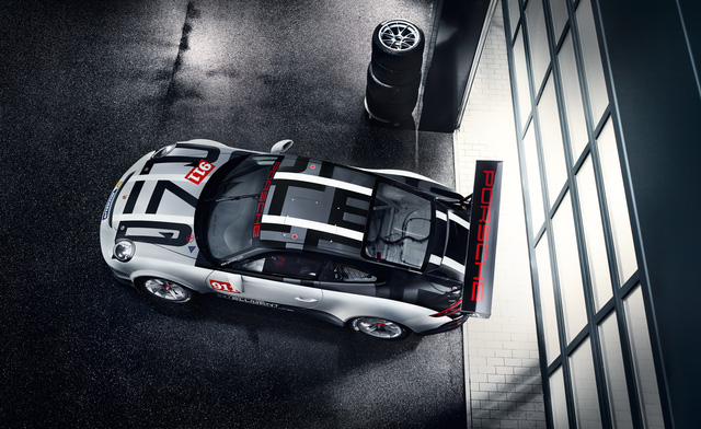 Porsche 911 GT3 Cup là mẫu xe đua bán chạy nhất.