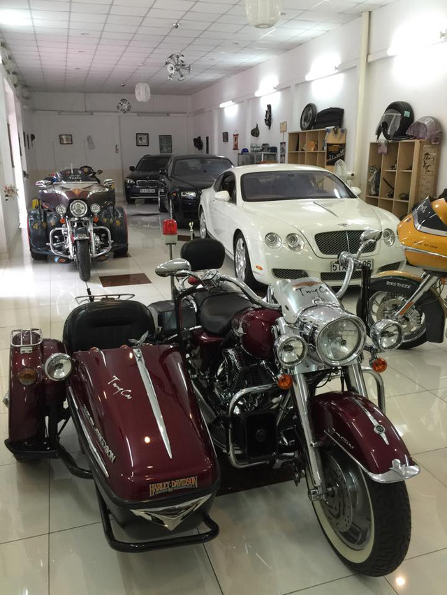 Ngoài dàn siêu xe khủng, đại gia y tế còn có bộ sưu tập mô tô khiến nhiều biker phát thèm - Ảnh 8.
