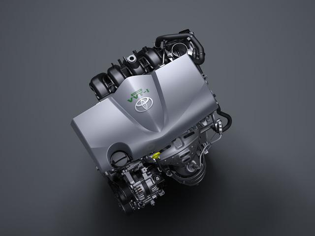 Yaris mới 2016 được nâng cấp và trang bị động cơ 2NR-FE 1.5L với hệ thống điều phối van biến thiên thông minh kép Dual VVT-I, mang đến khả năng vận hành mạnh mẽ hơn.