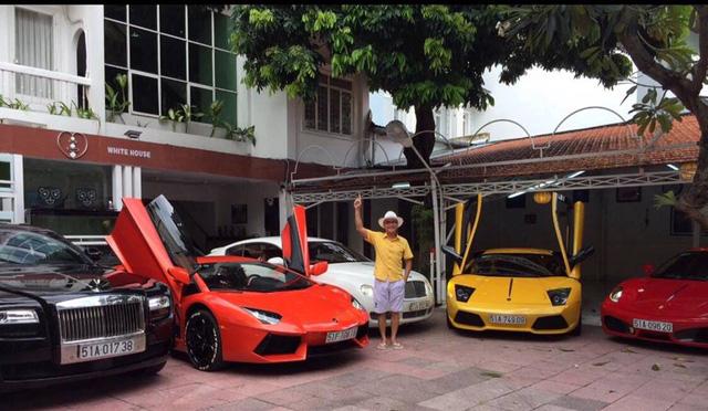 Khám phá bộ sưu tập siêu xe cực khủng của chủ tịch hội thiết bị y tế TP. Hồ Chí Minh - Ảnh 7.