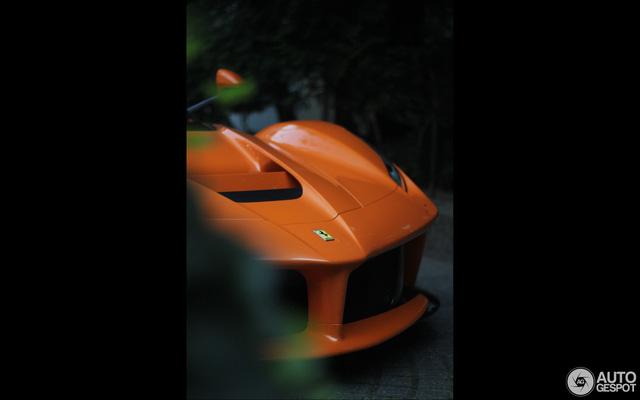 Siêu ngựa triệu USD Ferrari LaFerrari màu độc xuất hiện tại Đức - Ảnh 5.