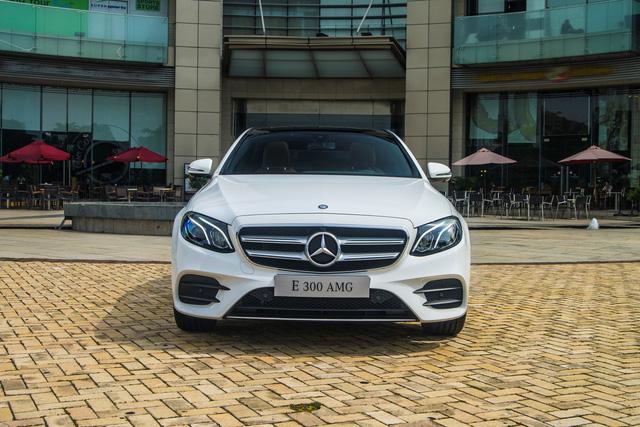 Mercedes Benz E300 AMG thể thao, cá tính